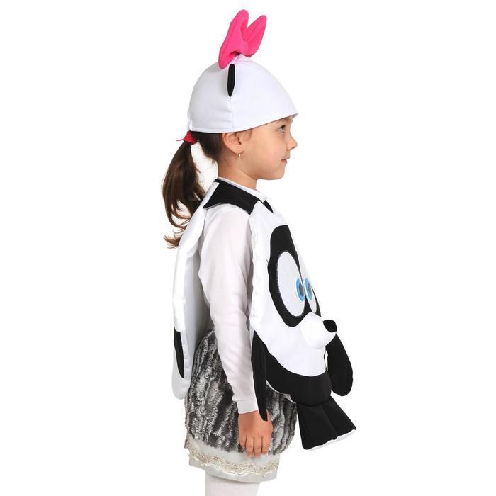 Карнавальный костюм «Панди», Смешарики, 3-5 лет, р. 26-30, рост 92-116 см - фото 2