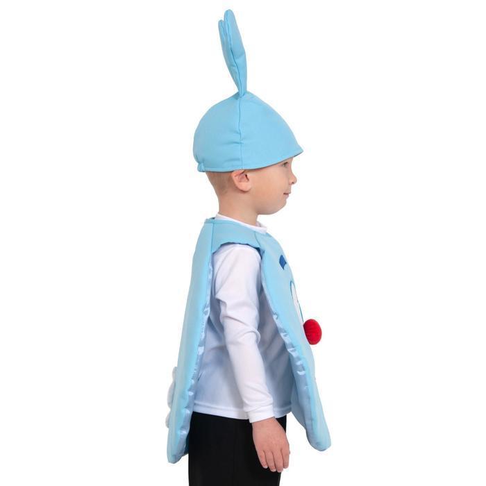 Карнавальный костюм «Крош», Смешарики, 3-5 лет, р. 26-30, рост 92-116 см - фото 2