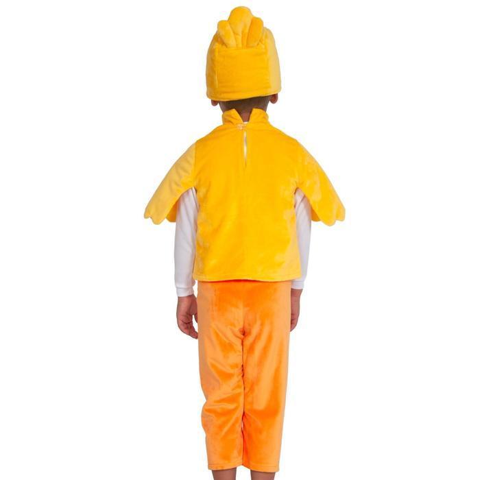 Карнавальный костюм «Цыплёнок», серия «Ми-ми-мишки», 4-5 лет, р. 28-30, рост 104-110 см - фото 3