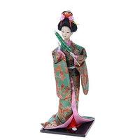 Кукла коллекционная 'Японская танцовщица', МИКС
