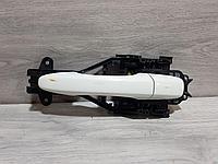 31301312 Ручка двери нaружная левая передняя для Volvo V40 (V40 Cross Country) 2012- Б/У