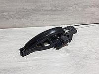 1738727 Ручка двери нaружная левая передняя для Ford Focus 3 2011-2019 Б/У