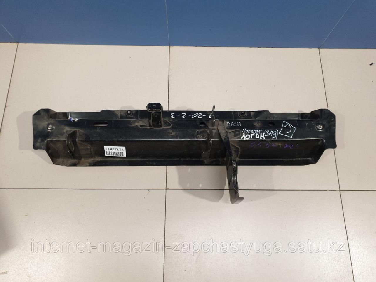756509168R Поперечина кузова задняя для Renault Logan 2005-2014 Б/У - фото 1