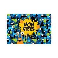 Накладка на стол пластик А3 430*290 ErichKrause 550 мкм, мал Monsters 52930