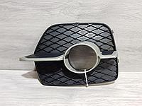 51117188384 Решётка в бампер правая для BMW X6 E71 E72 2007-2014 Б/У
