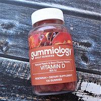 IHerb Gummiology Витамин D3 800 МЕ для взрослых №100 жев таб вкус персика и вишни