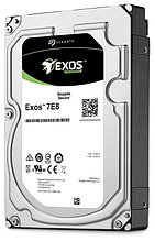 "Seagate ST4000NM005A Жесткий диск 4TB Exos 7E8 HDD 3.5"" SAS 12Gb/s 256Mb 7200rpm"