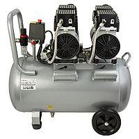 OUTSTANDING 2квт, 50л, 160 л/м, безмасленный, бесшумный, воздушный компрессор