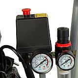 Воздушный бесшумный компрессор, безмасляный SGW 980/30л, фото 5