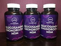 Витамины с глюкозамином и хондроитином MSM №90 капсул MRM Nutrition