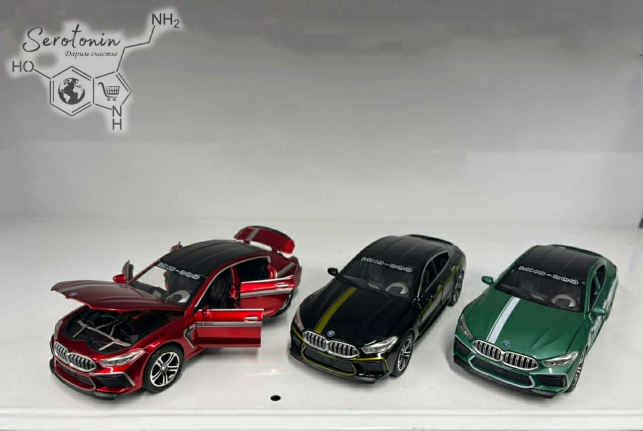 Коллекционные машина BMW