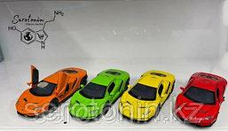Коллекционные гоночные машинки