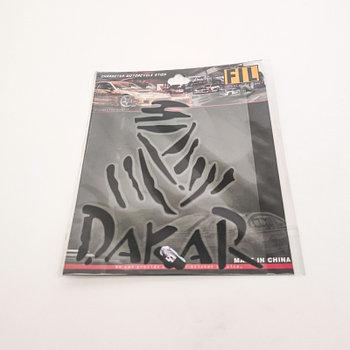 Автомобильные наклейки DAKAR