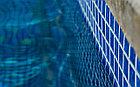 ПВХ пленка для бассейна Haogenplast MATRIX BLUE 3D, фото 3