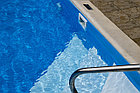 ПВХ лайнер для  бассейна ПВХ Haogenplast BLUE 8283 LAQU, фото 4
