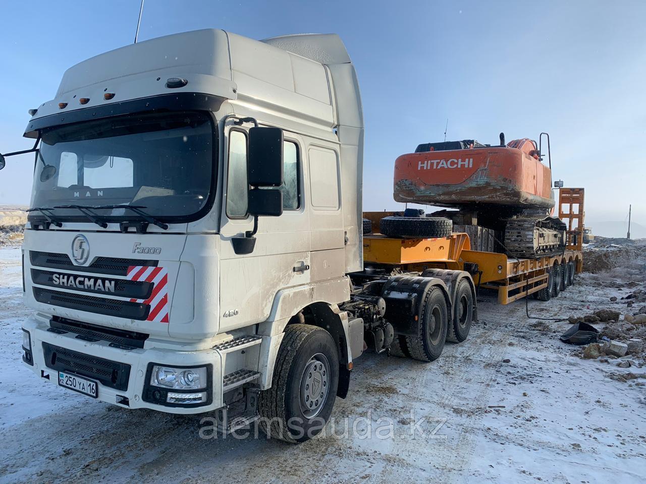 Услуги трала 60 тонн. Перевозка спецтехники по Казахстану