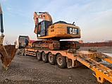 Услуги трала 60 тонн. Перевозка спецтехники по Казахстану, фото 3