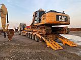 Услуги трала 60 тонн. Перевозка спецтехники по Казахстану, фото 5