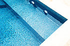 ПВХ пленка для бассейна Haogenplast MATRIX BLACK 3D, фото 2