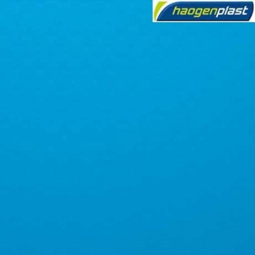 ПВХ лайнер для  бассейна ПВХ Haogenplast BLUE 8283 (без акрила)