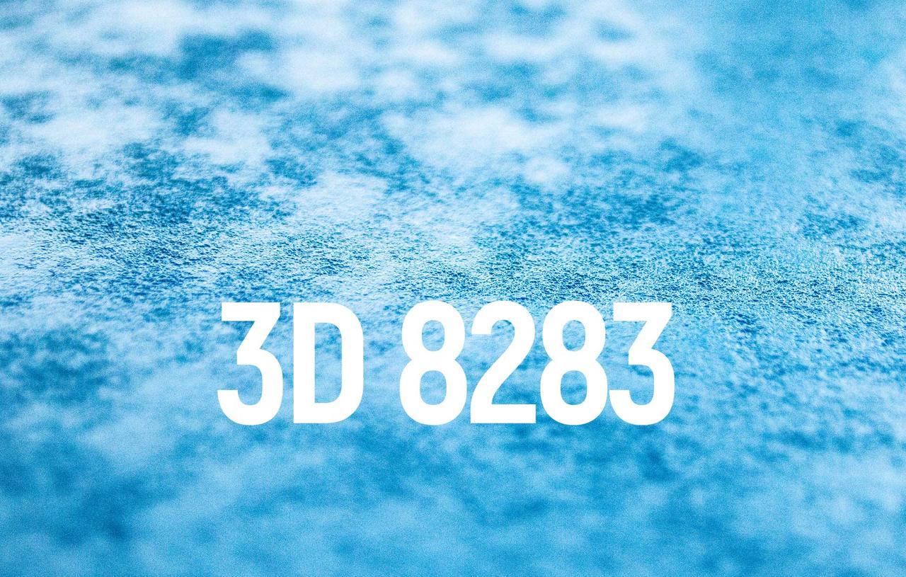 ПВХ лайнер для  бассейна ПВХ Haogenplast BLUE 8283 3D