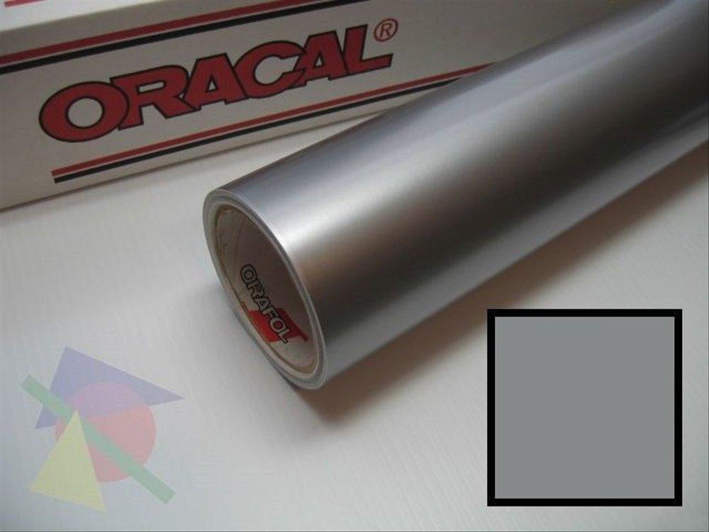 ORACAL 641 090G Серебристо-серый глянец (1,26м*50м)