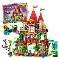 Конструктор SY Растения против зомби Битва в замке.