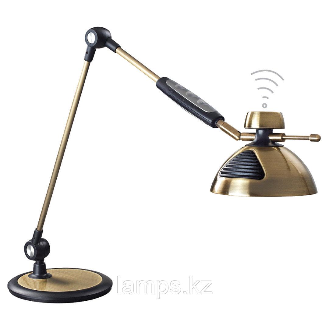 Настольная лампа (BLW) BL1217 Gold