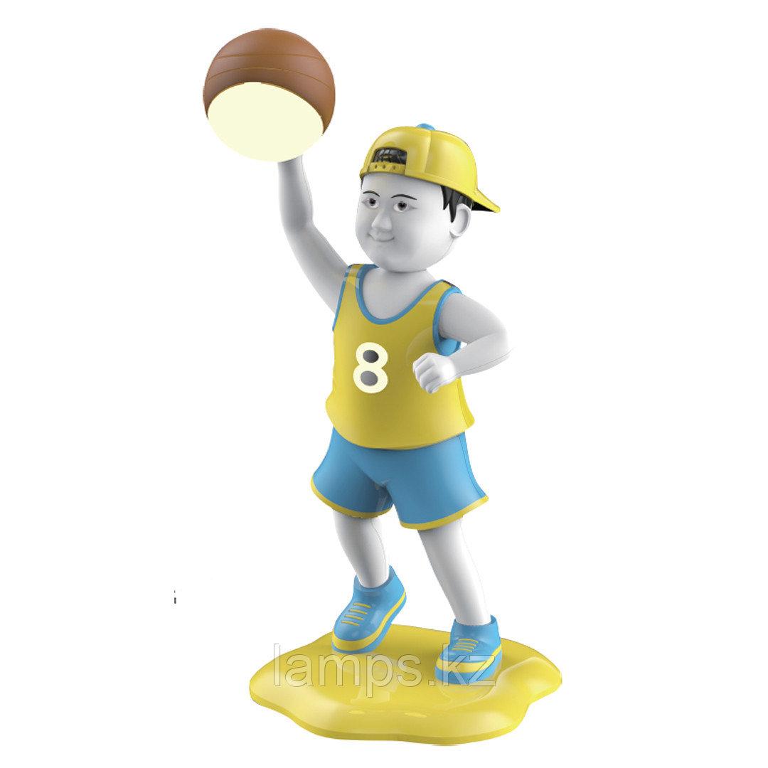 Настольная лампа (BLW) BL1608 Yellow