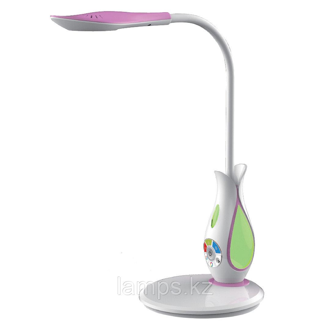 Настольная лампа (BLW) BL1808 Pink
