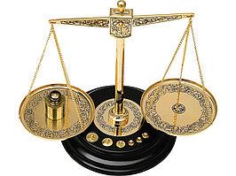 Весы декоративные с гирьками (артикул 500525)