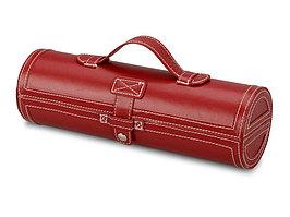 Набор для чистки обуви Сапфир, красный (артикул 842201)