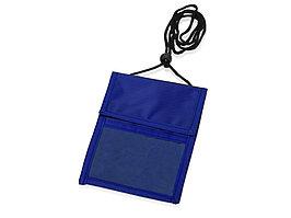 Нагрудное дорожное портмоне со шнурком (артикул 910112)