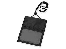 Нагрудное дорожное портмоне со шнурком (артикул 910117)