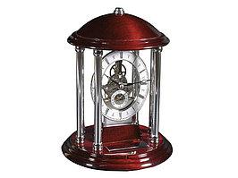 Часы Его превосходительство, серебристый/красное дерево (артикул 125329)
