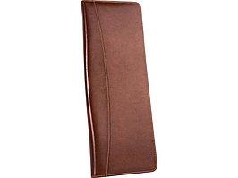 Чехол для галстуков Alessandro Venanzi, коричневый (артикул 28580)
