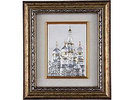 Картина Собор Василия Блаженного (артикул 50288)