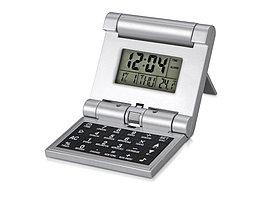 Калькулятор Цезарь, серебристый (артикул 113000)