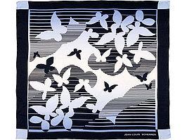 Платок шелковый Jean-Louis Scherrer модель Papillons (артикул 94406)