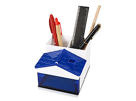 Подставка Милый домик, синий (артикул 629532)