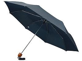 Зонт складной Oliviero, механический 21,5, синий (артикул 19547836)