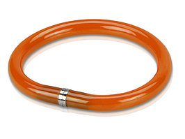 Ручка шариковая-браслет Арт-Хаус, оранжевый (артикул 13147.13)