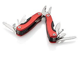 Инструмент многофункциональный в чехле, красный (артикул 10415001)