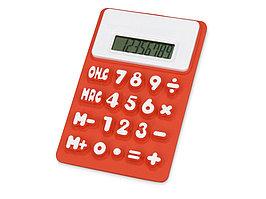 Калькулятор Splitz, красный (артикул 12345401)