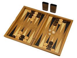 Нарды в деревянной коробке (артикул 54334)