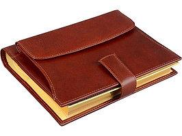 Ежедневник Совершенство Giulio Barсa, коричневый (артикул 78214)