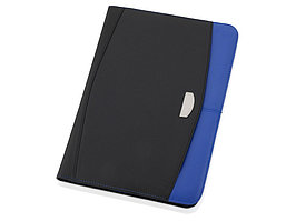 Папка для документов Gabin, черный/синий (артикул 923952)