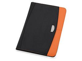 Папка для документов Gabin, черный/оранжевый (артикул 923958)