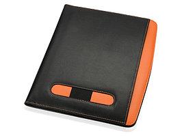 Папка для документов Guidon, черный/оранжевый (артикул 923968)