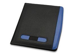 Папка для документов Guidon, черный/синий (артикул 923962)